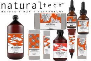 Rytuały Davines Naturaltech